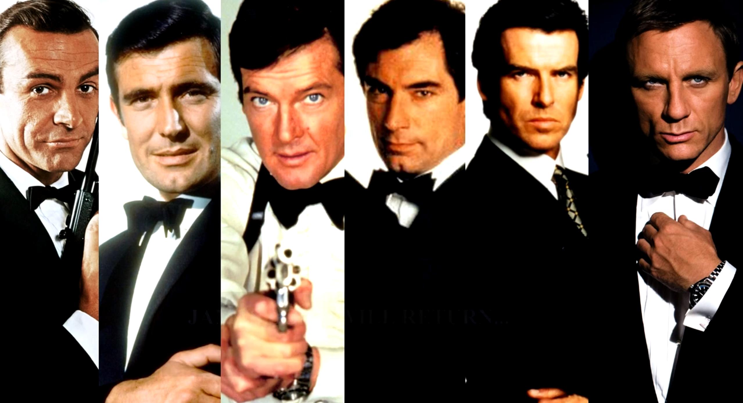 Agente 007: i primi 50 anni dei film della serie James Bond